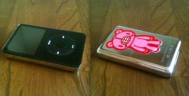『初めての「Genius Bar」。サヨナラ、iPod第5世代くん(>_<)ゞ』