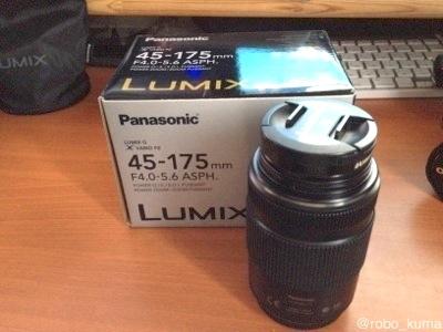 全ては運動会の為に〜「LUMIX G X VARIO PZ 45-175mm/F4.0-5.6 H-PS45175」を買いました
