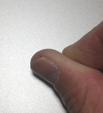 『iPhone4Sのバッテリー緊急消耗』