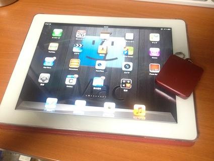 『リベンジ。ロジテック「ぶるタグ」& iPad3 バッテリー消費報告』