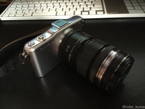 中古カメラ買いました。『OLYMPUS PEN mini E-PM1』(੭ु ˃̶͈̀ ω ˂̶͈́)੭ु⁾⁾