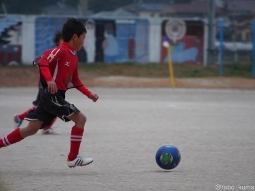 息子達のサッカー