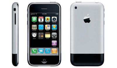 iPhone発売から7年周年ですね