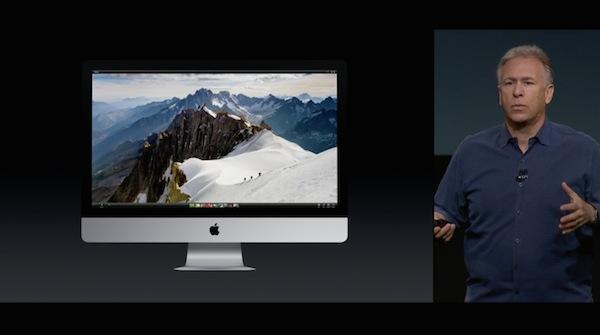 ついに登場。待たせたのはこれ?iMac Retina 5K Display 5120×2880ピクセル、新型Mac mini 発表。