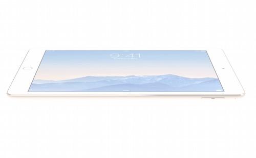 ゆるせ、友よ・・・『iPad Air 2(Cellular版)』は見送りです。