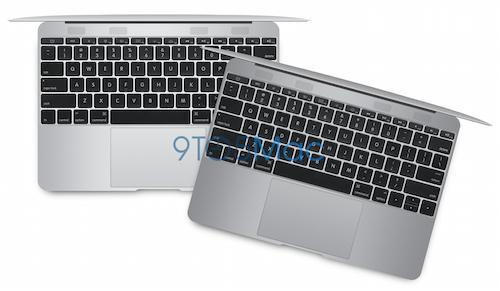 次期「MacBook Air 12インチ」は超シンプル?