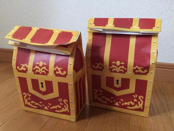プレゼントに丁度よい!「宝袋」。2月20日までコンビニで印刷できます。