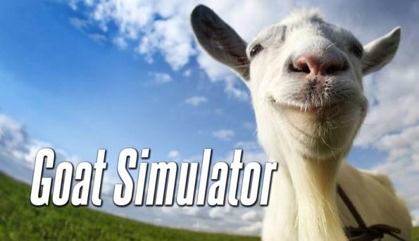 おバカゲーム。iOS版「Goat Simulator」ヤギシミュレーター 60%OFF中です。