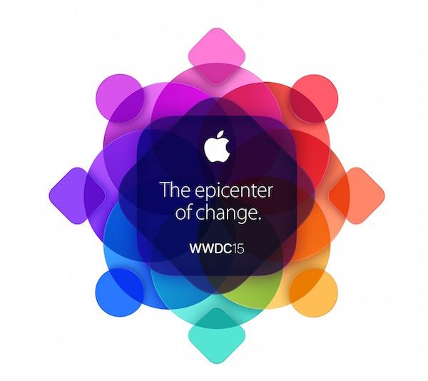 気付けば今夜は、WWDC2015 (*ゝω・)