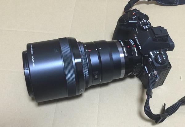 [レンズ]OLYMPUS M.ZUIKO ED40-150mm F2.8PROTC 1.4X テレコンバーターキット 購入。運動会頑張りますパパ!