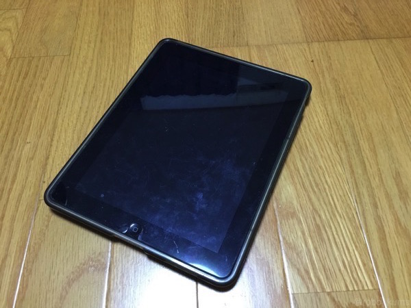 サヨナラ!初代iPadくん。iPad mini 2 へデータ移行し隠居です。