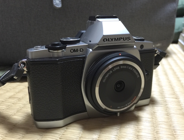 【レンズ】『OLYMPUS ミラーレス一眼 9mm f8 フィッシュアイ ボディキャップレンズ』を購入しました。