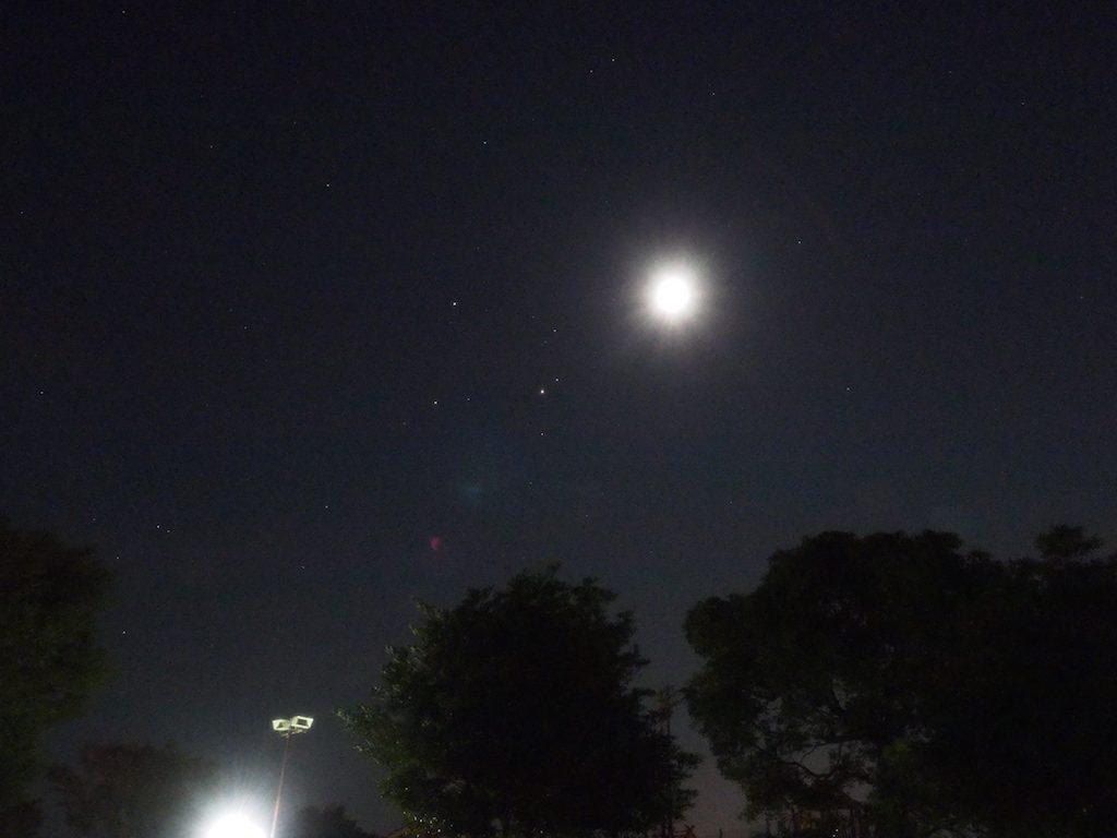 【天体観測】12日はペルセウス座流星群です。