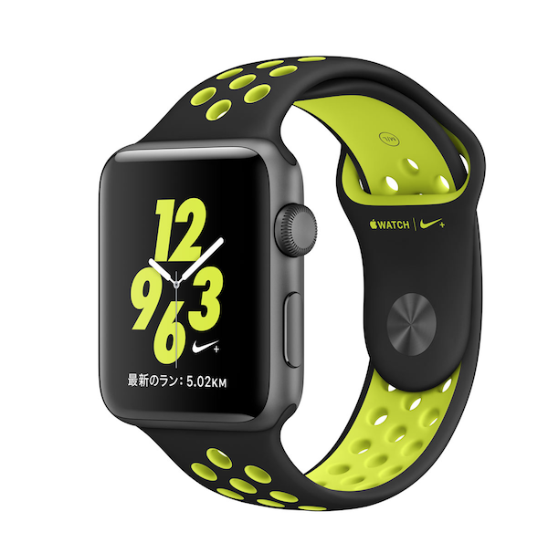 【Apple Watch】 「Apple Watch Nike+」ハンズオン動画(^O^)