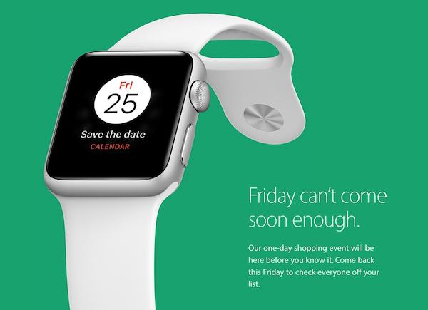 【Apple】 米Appleブラックフライデーセール「One-Day Shopping Event」が開催されます。と言うことは(੭ु ˃̶͈̀ ω ˂̶͈́)੭ु⁾⁾