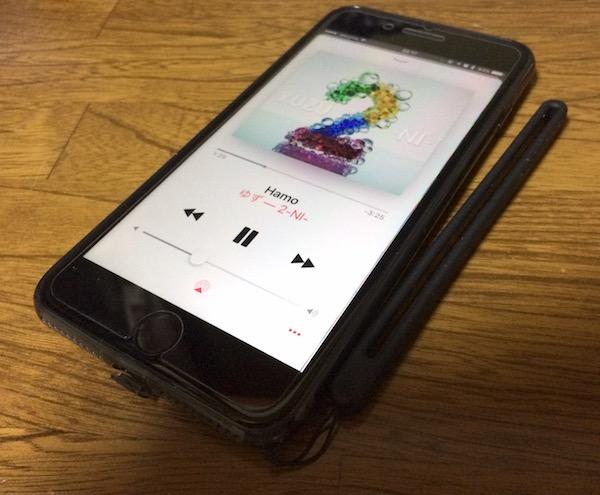【iPhone 7 Plus】 スピーカーにノイズが発生する、音楽再生も飛ぶ現象が発生。