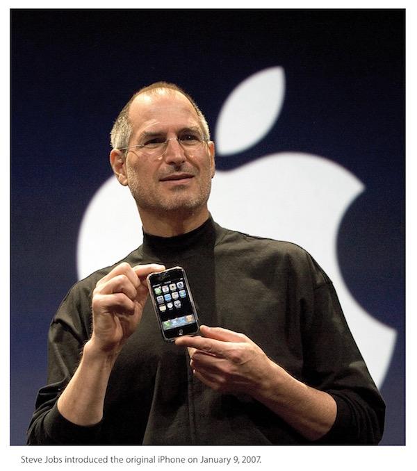 iPhoneが誕生して10周年\(^o^)/。