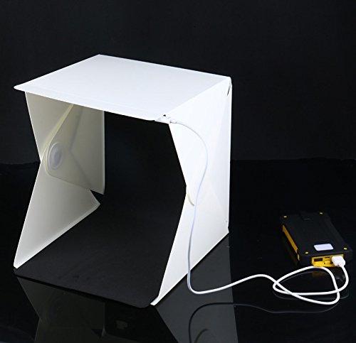 ブログ用に『ミニ撮影ボックス』を買って見ました(*`・ω・)ゞ。