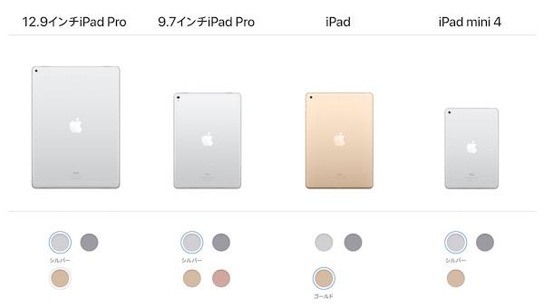 【iPad】 新型iPadが登場。何が変わったの?