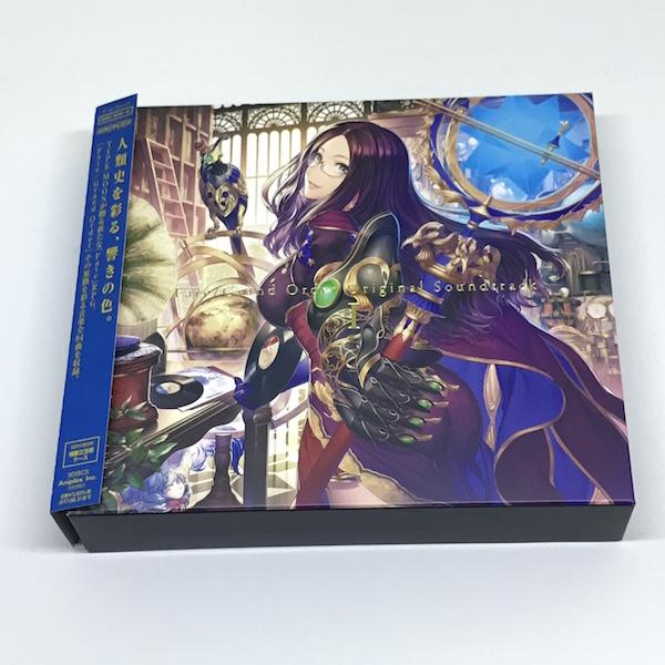 【音楽】 『Fate/Grand Order Original Soundtrack I 』 購入。スマホゲーム、Fate/Grand Order 第1部の音楽が満載です。