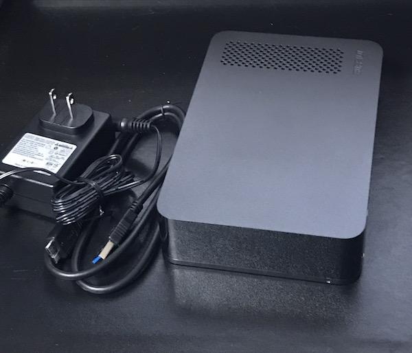 Time Machine用に新しい外付けHDDを購入。(Amazon プライムデー)