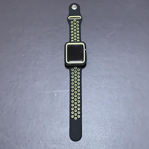 Apple Watch Season2用のお安いカバー&ベルトを購入、ナンチャッてNike+です。