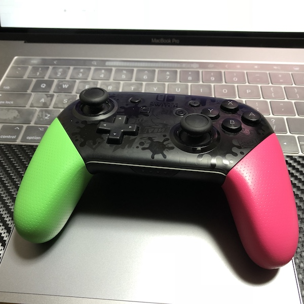 Nintendo Switch のプロコンが調子が悪いので修理に出します(*`・ω・)ゞ ドナドナ〜