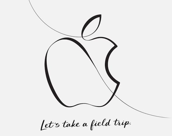 Apple 教育をテーマにスペシャルイベントを開催。2018年3月27日です。