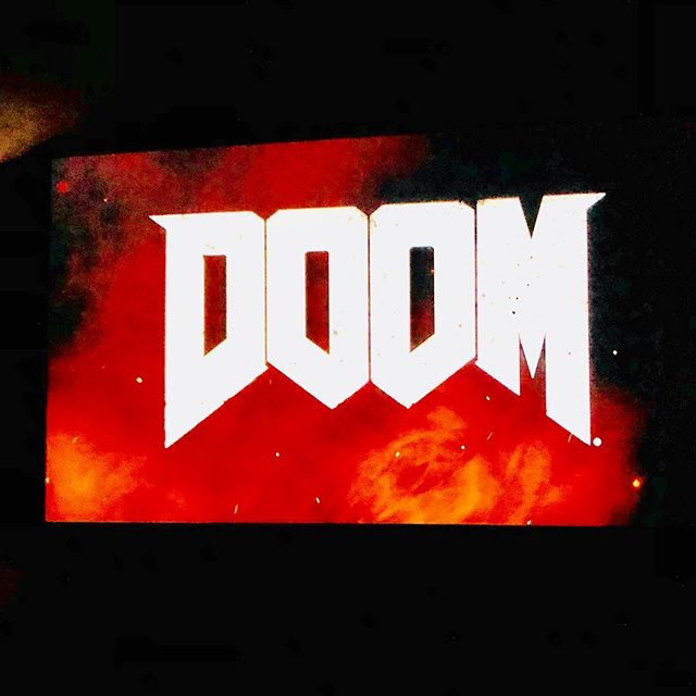 さあ、火星でデーモン狩りの始まりだ! #DOOM