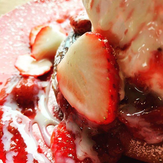 イチゴの美味しい季節です。