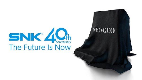 ミニゲーム機ブーム?『SNK Neo Geo Mini』が発売されるようです。