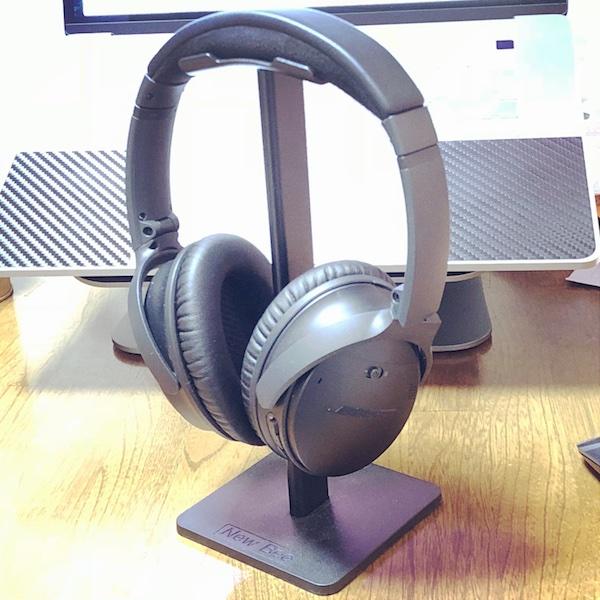 ノイズキャンセリングってスゴいよね!!『Bose QuietComfort 35 wireless headphones ワイヤレスノイズキャンセリングヘッドホン』