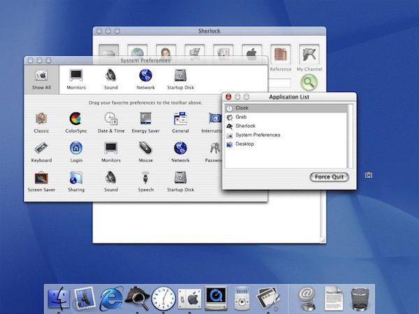 Mac OSの歴史がここに! 2000年以降のMac OS スクリーンショットが1,500個も観られます(*`・ω・)ゞ