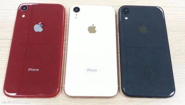 これが「iPhone 9」? 3色のモックアップ写真が流出??