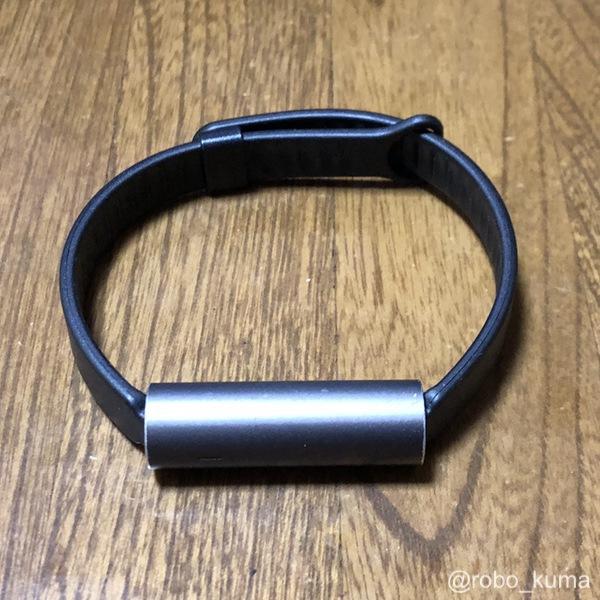 活動量計『MISFIT RAY』のベルトを交換。お安い互換性ベルトを購入(*`・ω・)ゞ。