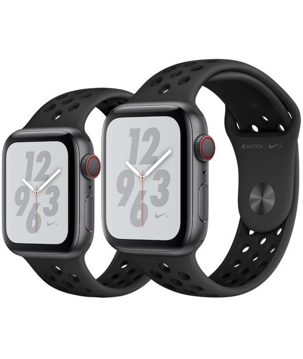 「Apple Watch SERIES 4 Nike+」発売開始です。私の予約品は・・・。