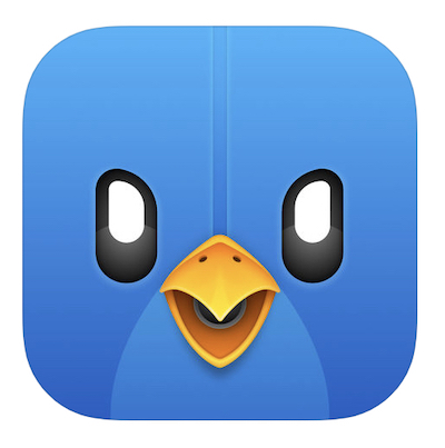 『Tweetbot 5 for Twitter』の恐くなった鳥さんのアイコンをApp内課金にて元に戻そう(*`・ω・)ゞ。