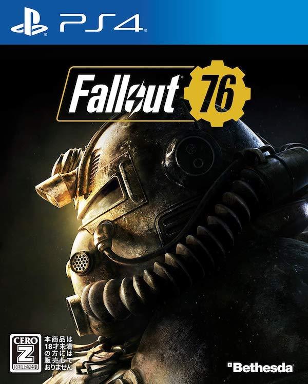 【ゲーム】『Fallout 76』B.E.T.A.(βテスト)の日程が決まりました。Amazonで予約したのでコードも届いた(*`・ω・)ゞ。