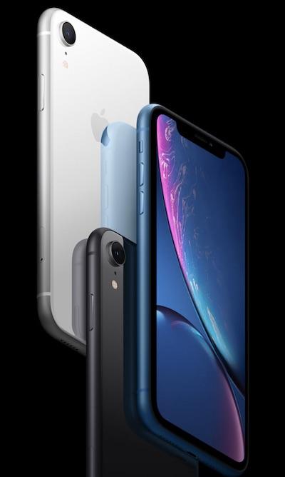 iPhone XR 予約開始です(*`・ω・)ゞ。人気は「ブルー」「イエロー」「レッド」。