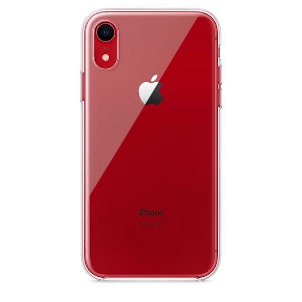 Apple Store iPhone XRクリアケース発売(*`・ω・)ゞ。純正のクリアケースがやっとキタ!