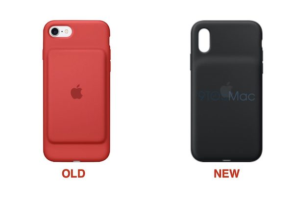iPhone XR、iPhone XS、iPhone XS Max 用のSmart Battery Caseが2018年内に発売予定?