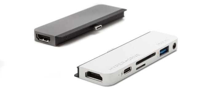 Kickstarter で「HyperDrive: World's 1st USB-C Hub for iPad Pro 2018」の出資募集が開始。iPad Pro 2018にデザインもマッチするUSB-Cハブです(*`・ω・)ゞ。