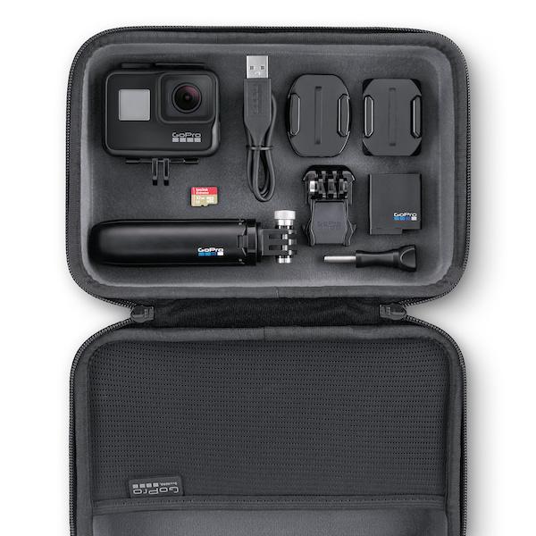 Apple Store 限定『GoPro HERO7 Blackカメラバンドル』発売開始。サンタさん、GoPro欲しいです(●°ᆺ°●)。