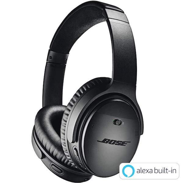 スゴくお得! Amazon、『Bose QuietComfort 35 wireless headphones II ワイヤレスノイズキャンセリングヘッドホン 』が特選タイムセールで25%引き中。