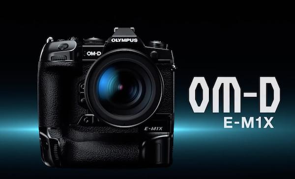 OLYMPUS、プロ向けミラーレス一眼カメラ 『OM-D E-M1X』を発表。発売は2019年2月22日(*`・ω・)ゞ。