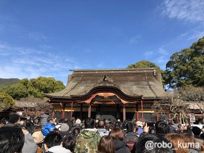 最後はカミダノミ!! 学問の神様、菅原道真公をお祀りする『太宰府天満宮』に行ってきました(*`・ω・)ゞ。