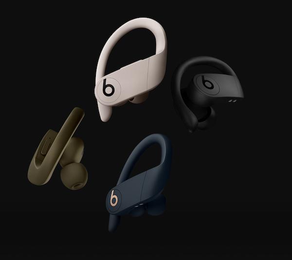 Beatsワイヤレスイヤフォン『Powerbeats Pro』を発表。Apple H1ヘッドフォンチップ搭載でアクティブ用イヤフォン。