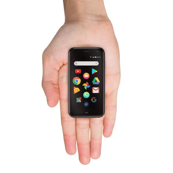Palmの「Palm Phone」が日本でも発売決定。Palmらしくないけど、手のひらサイズでシンプルスマホです(*`・ω・)ゞ。