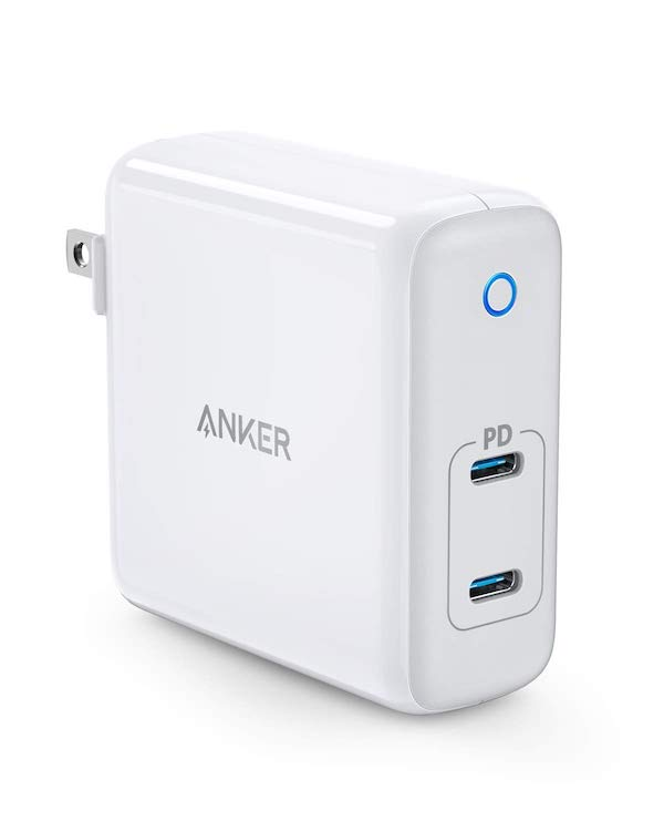 Anker 60W 2-Port USB C Charger『PowerPort Atom PD 2』を米国で発売。GaN採用。日本はまだよ。