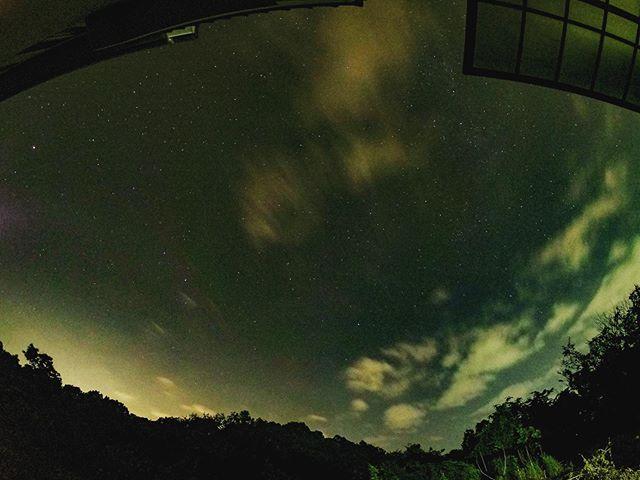GoPro HERO7 Blackで夜空撮影。思った以上に使える!